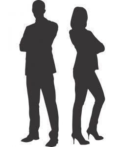 probar que tu ex vive con su nueva pareja